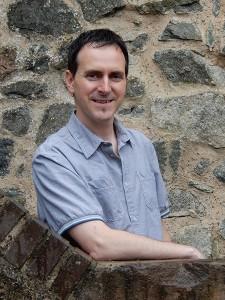 Brian at Burg Frankenstein