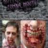 Rotten Zombie Mouth Prosthetic Appliance Packaging