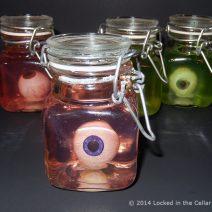 "Eyeballs in Jars, Movie FX ""A Dark Matter"""