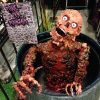 The grossest water feature ever: the water/blood/pus drizzles out of his eye over the distorted remains of his body. And if that's not enough, he is now available with an optional mist maker to make him look even more ominous!