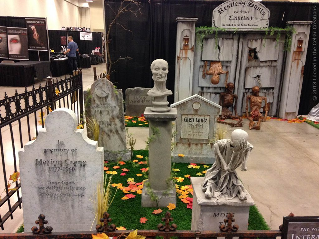 People love figuring out which movies inspired these tomb stones