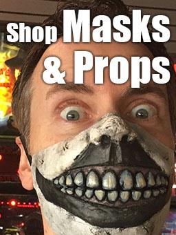 Shop Masks & Props