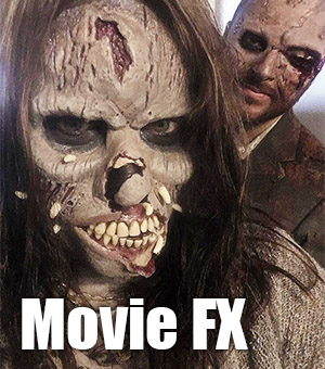 Learn more about the Special FX makeup or props we can provide for film and TV