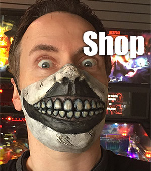 See all special FX prosthetics, face masks and props/replicas we have for sale